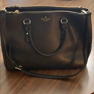 Kate Spade Leighann Mulberry Street in Black